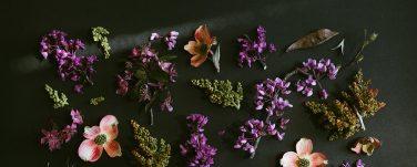 bloemen bij uitvaart